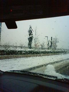天気悪い〜